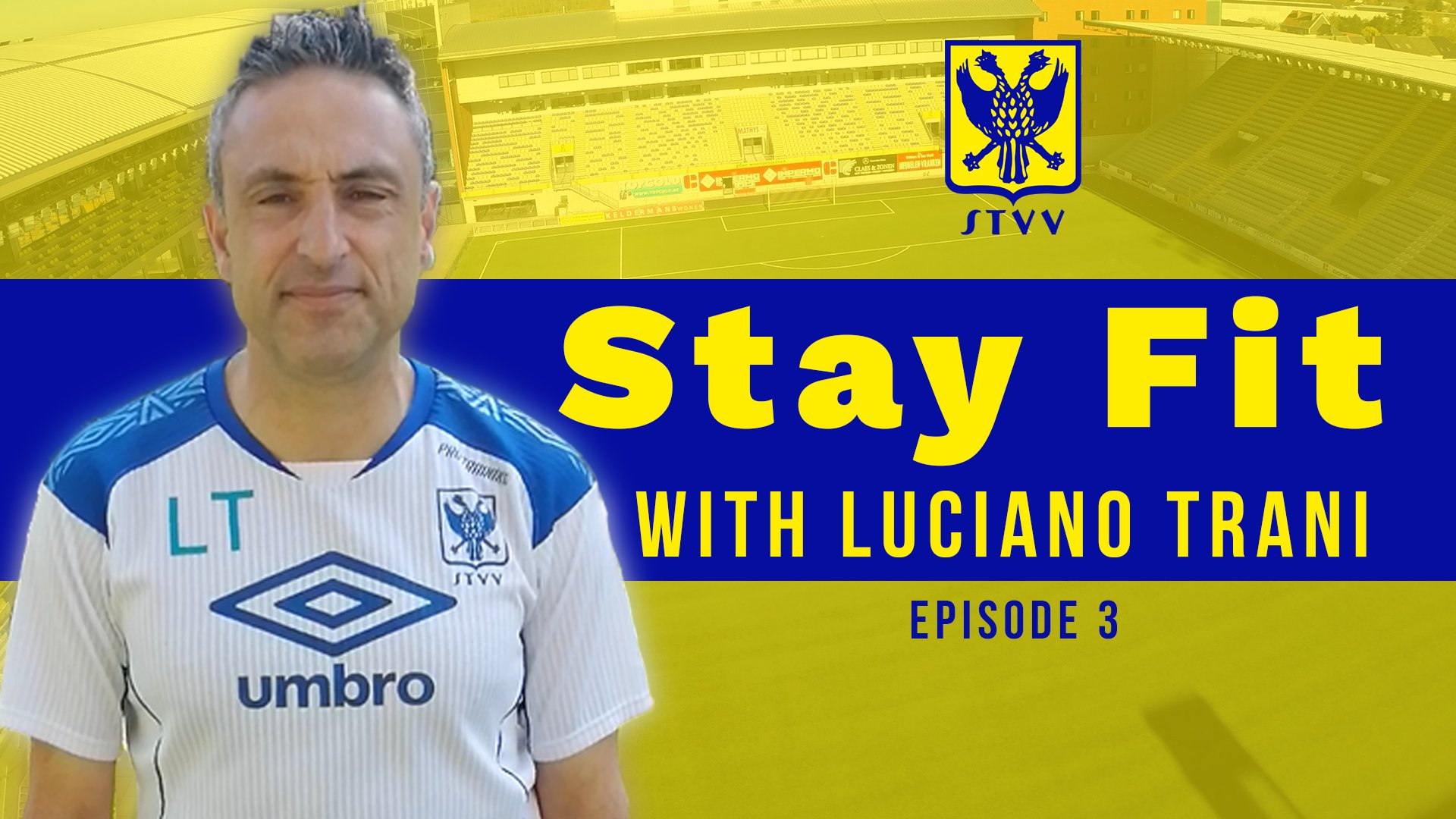 #StayFitWithLuc: Episode 3