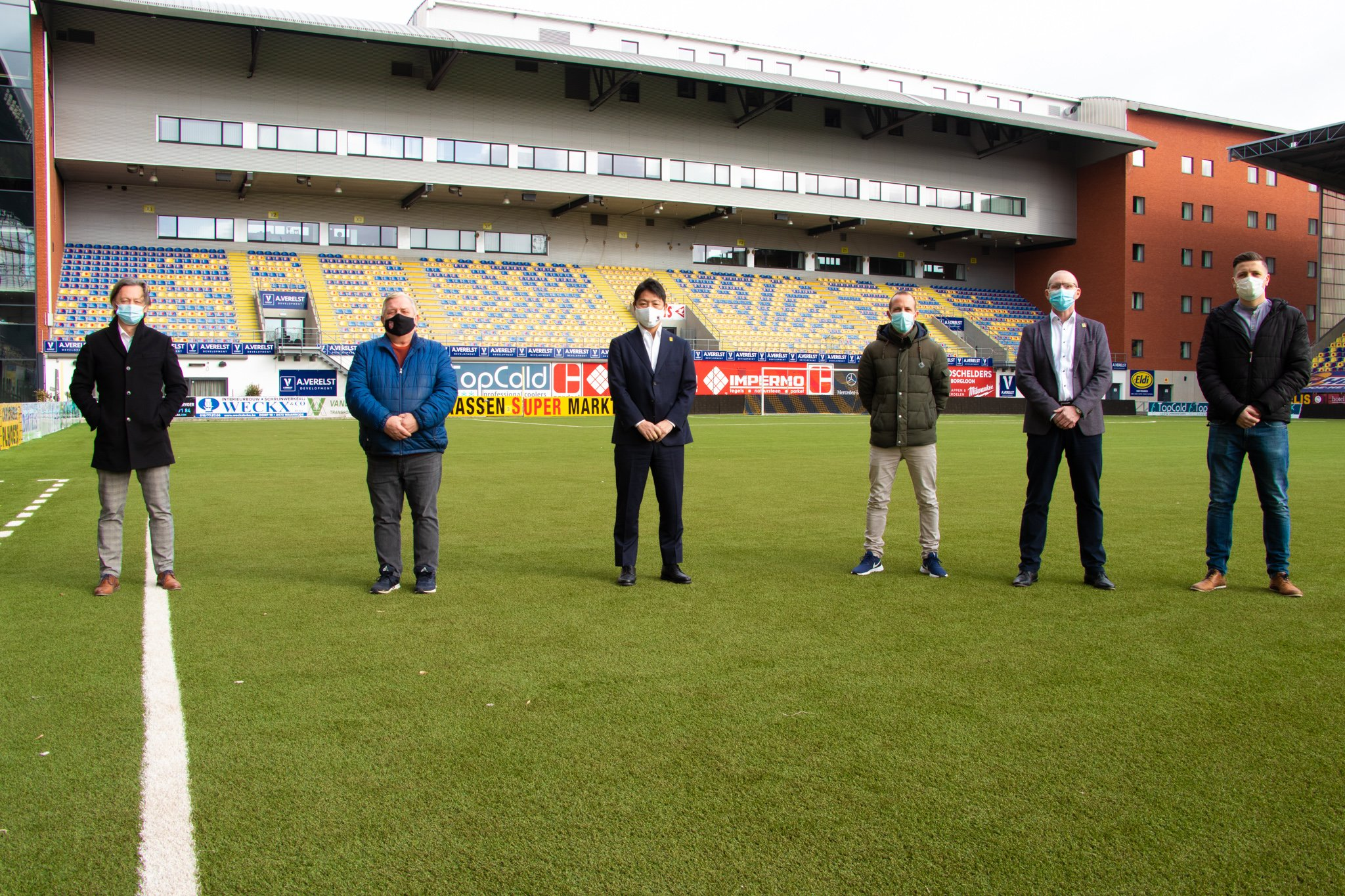 STVV Youth signs partnership with clubs from region