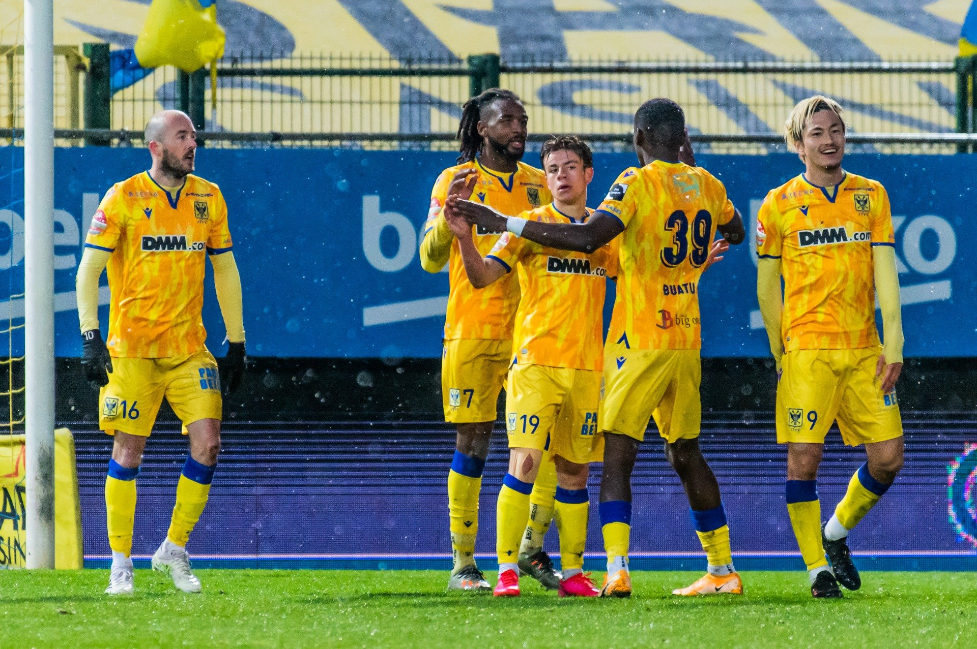 STVV stays for sure in D1A after 2-4 win at Waasland-Beveren!