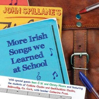Irish Songs We Learned At School - MUSIC - John Spillane