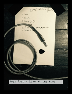 "Featured image for news item 'New ""Live at the Muso"" EP to be released '"