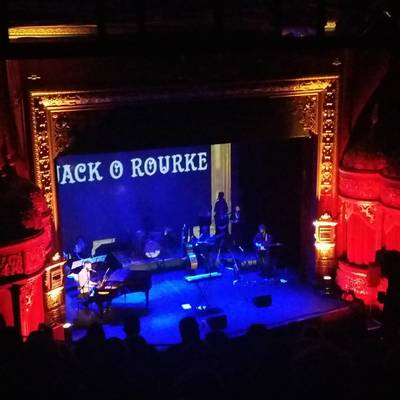 Featured image for news item 'Jack O' Rourke Sold Out Album Launch in Everyman'