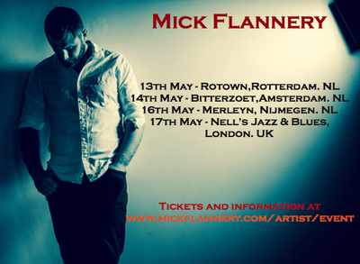 Featured image for news item 'New Dates for May NL and London'