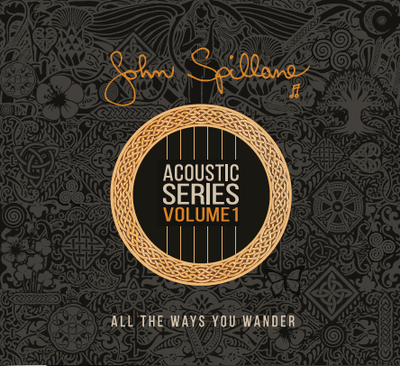 Featured image for news item 'JOHN SPILLANE  Acoustic Series Volume 1'