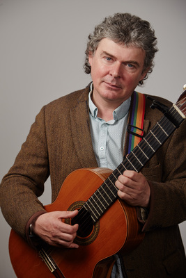 Featured image for news item 'Folk songs as gaeilge - John Spillane's playlist'