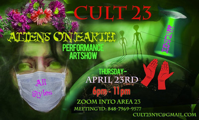Featured image for news item 'Cult 23 Show'