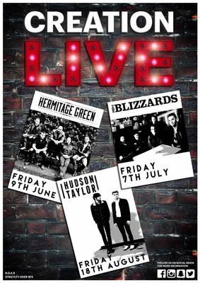 Featured image for news item 'MORE LIVE SHOWS'