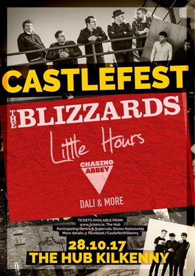 Featured image for news item 'Castlefest featuring The Blizzards '