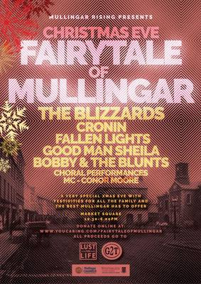 Featured image for news item 'Christmas Eve Fairytale of Mullingar'