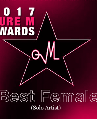 Featured image for news item 'Nominated for Best Solo Female Act by Pure M Magazine'