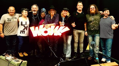 Featured image for news item 'Waterboys rehearsals and tour'