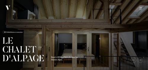 Screenshot Richard Vieux Architecte