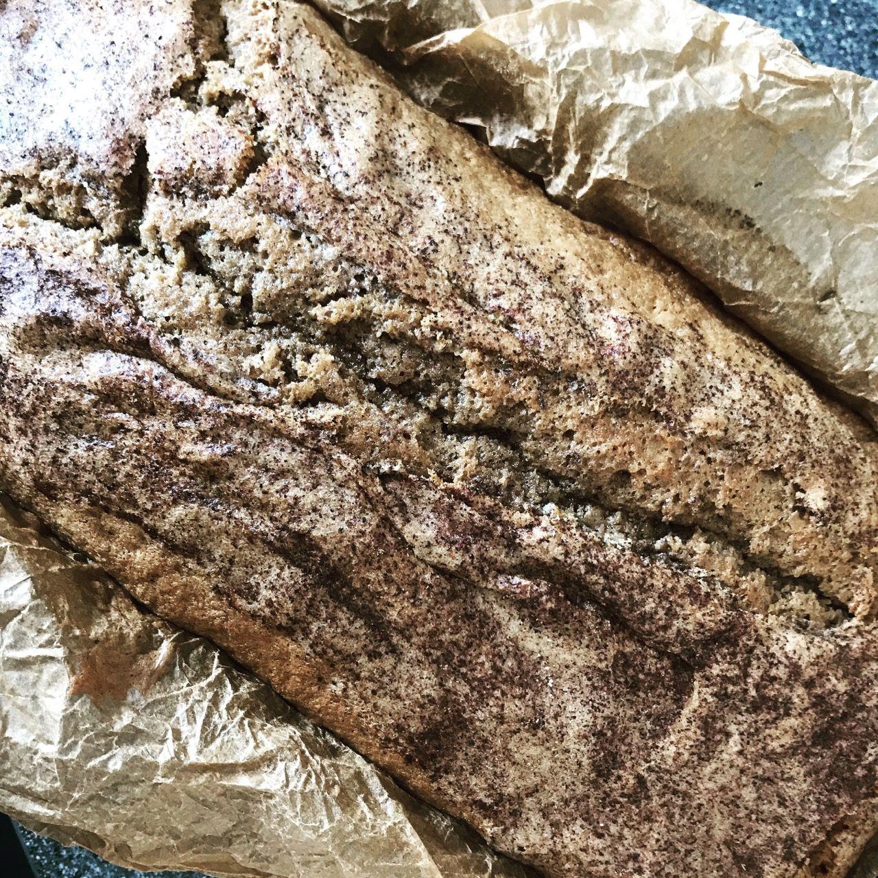 Real Coffee Loaf – oat milk + spelt flour