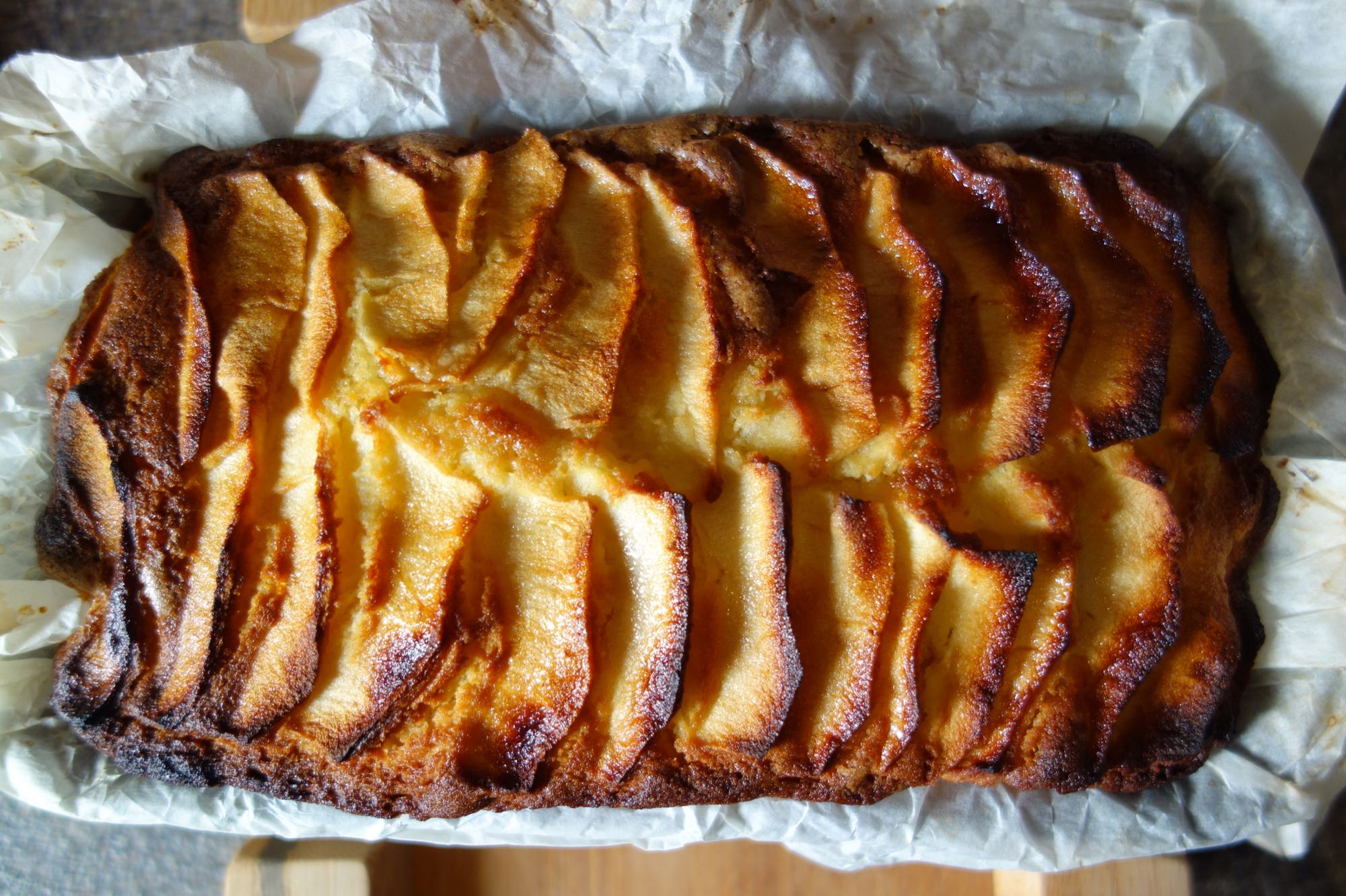 Apple Bread (Torta di Mele)