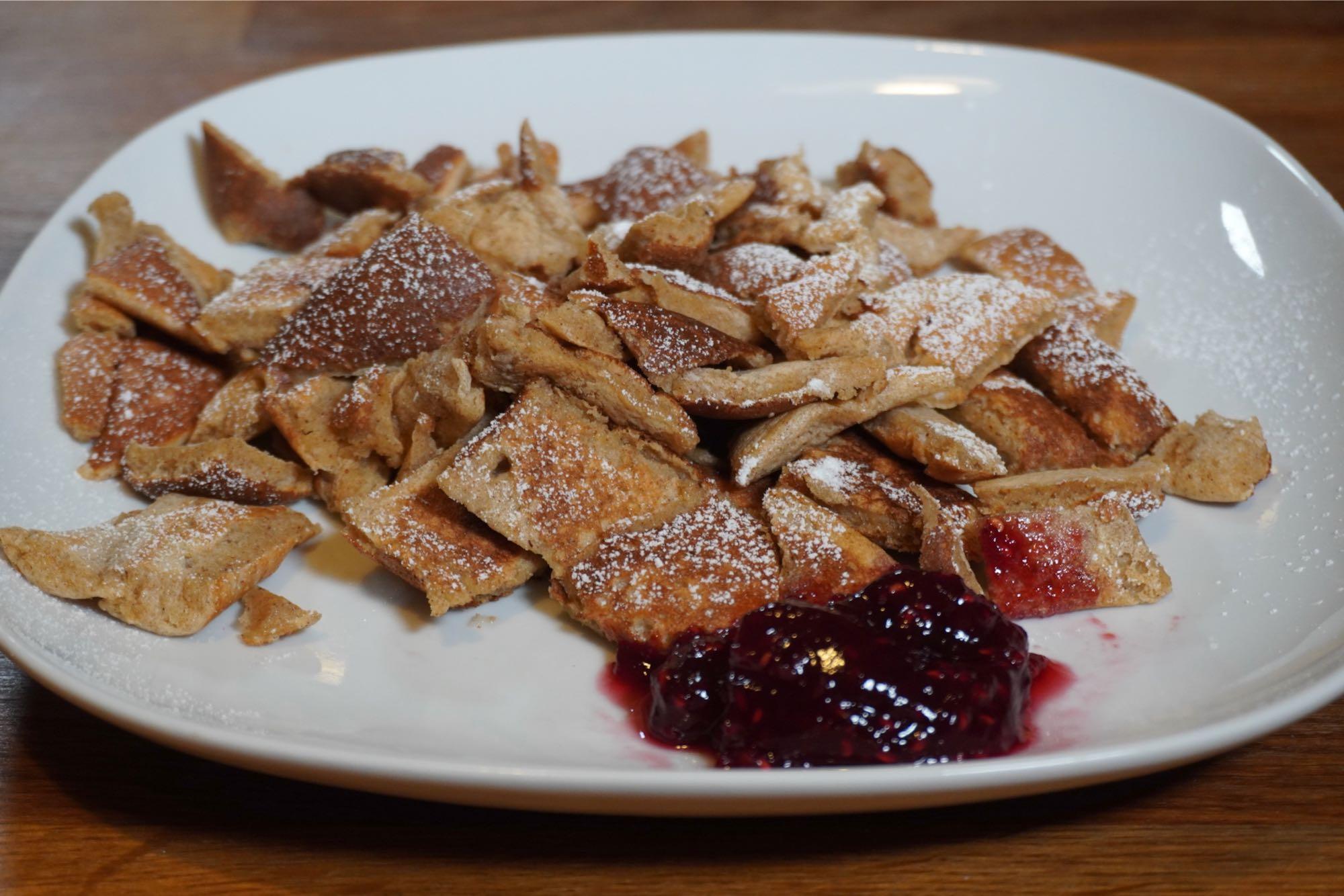 Austrian Pancakes – Kaiserschmarrn