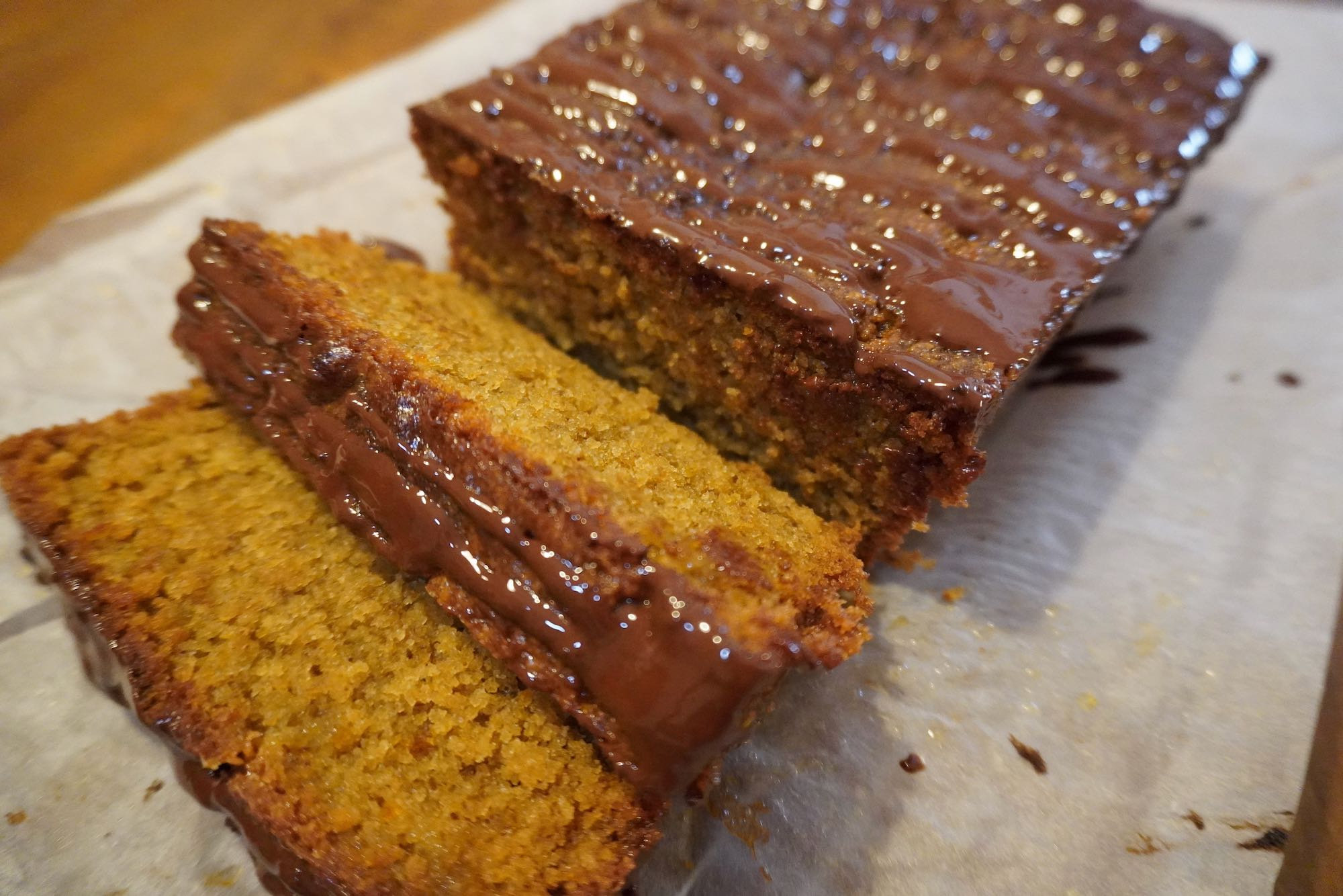 Orange  Drizzle Cake – Oat Flour