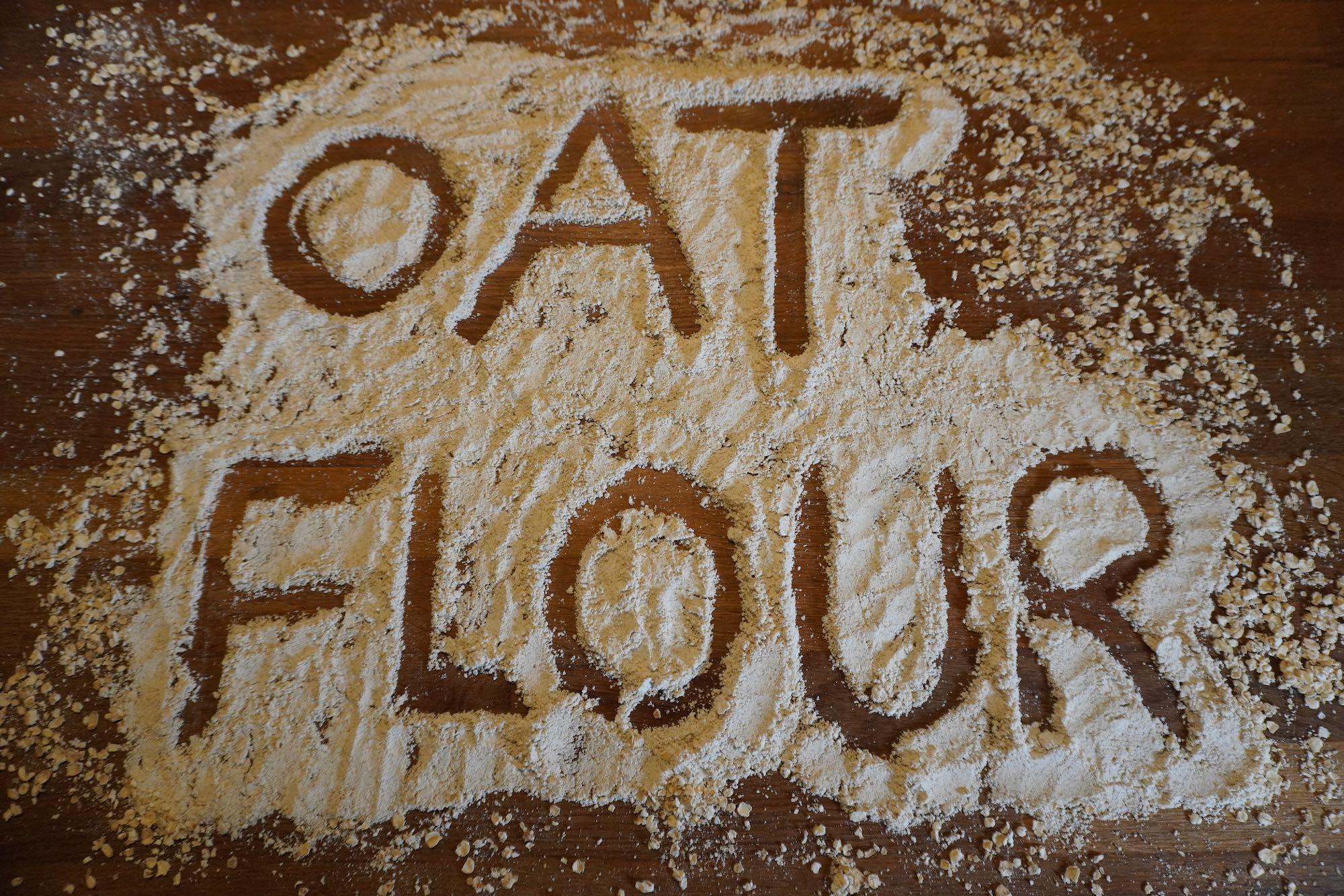 How to Make Oat Flour – Alternative Flour