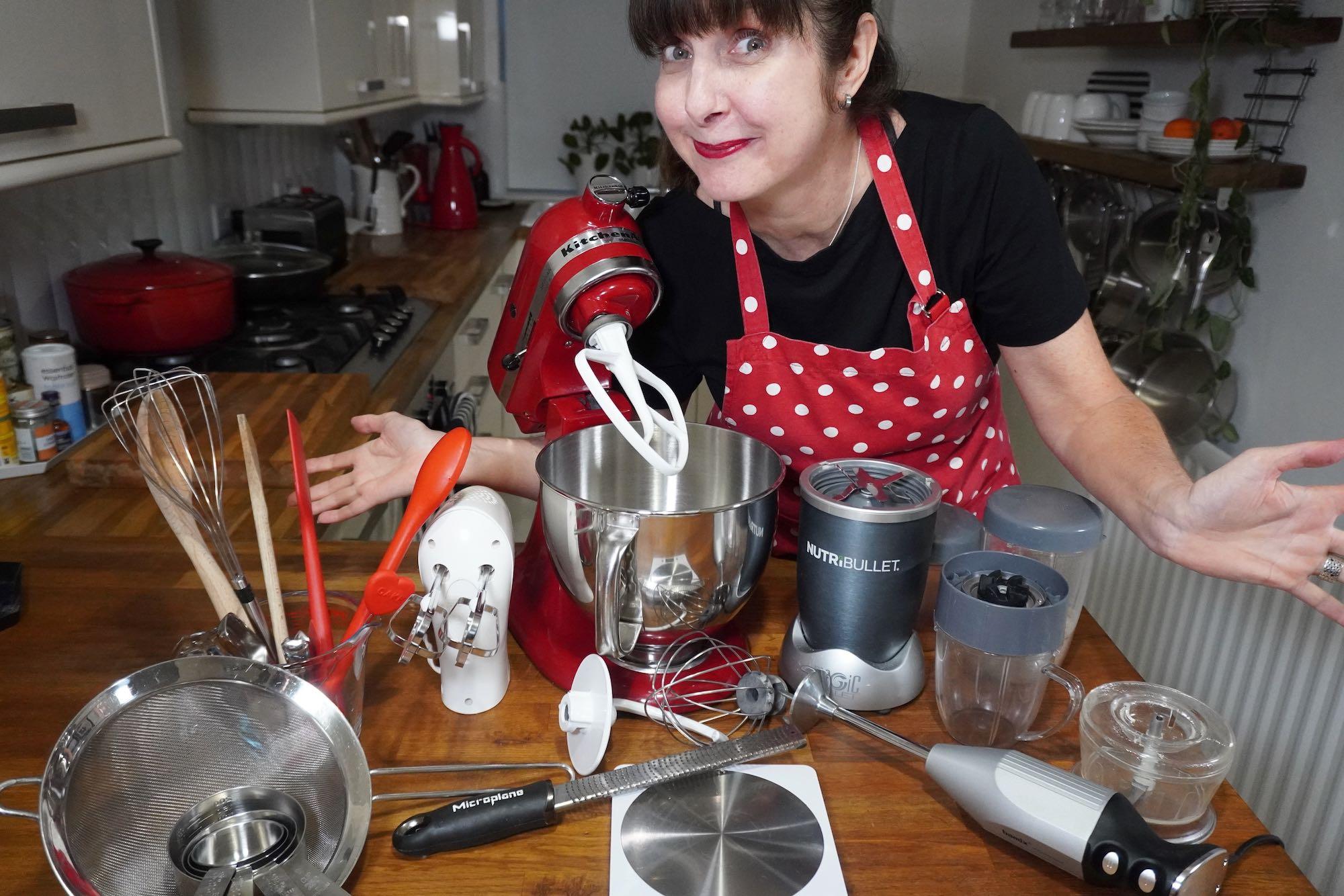 Essentials – #1 My Favourite Baking Tools