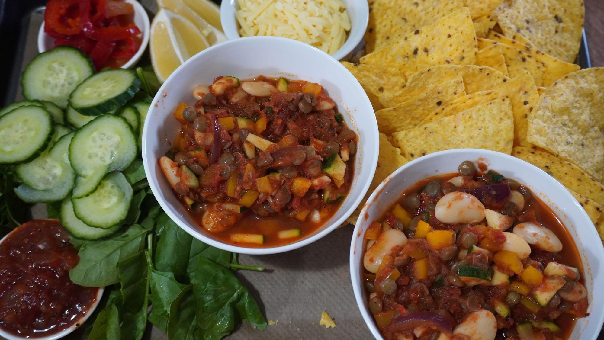Healthy Mexican Stir Fry