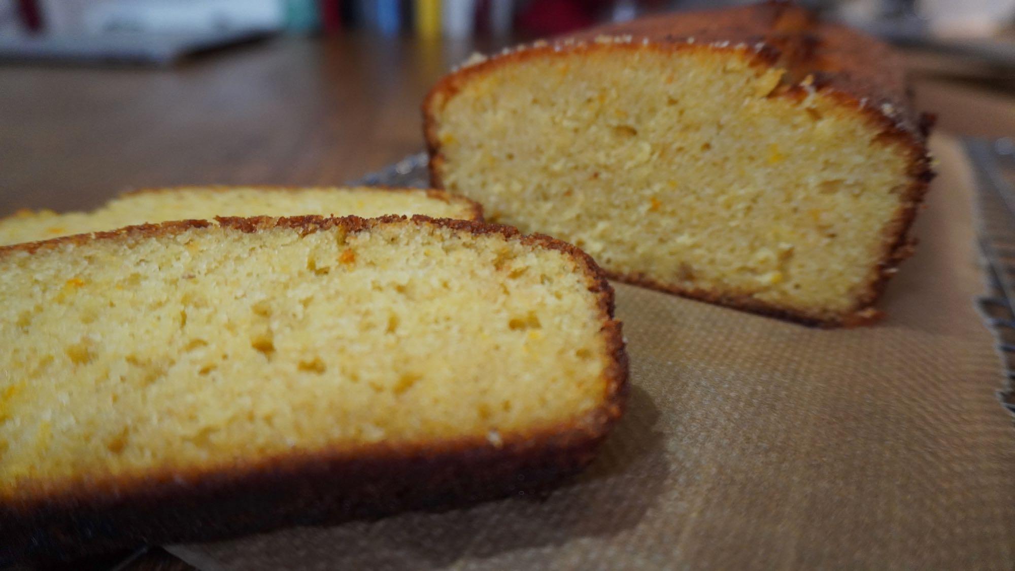 Semolina, coconut + marmalade cake – Ottolenghi recipe