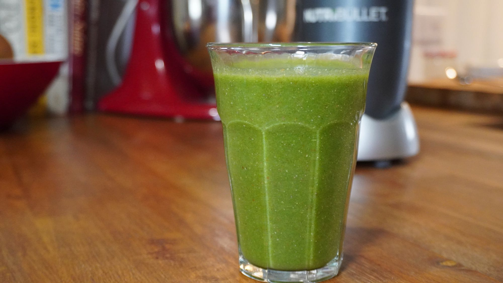 Green Smoothie – with water