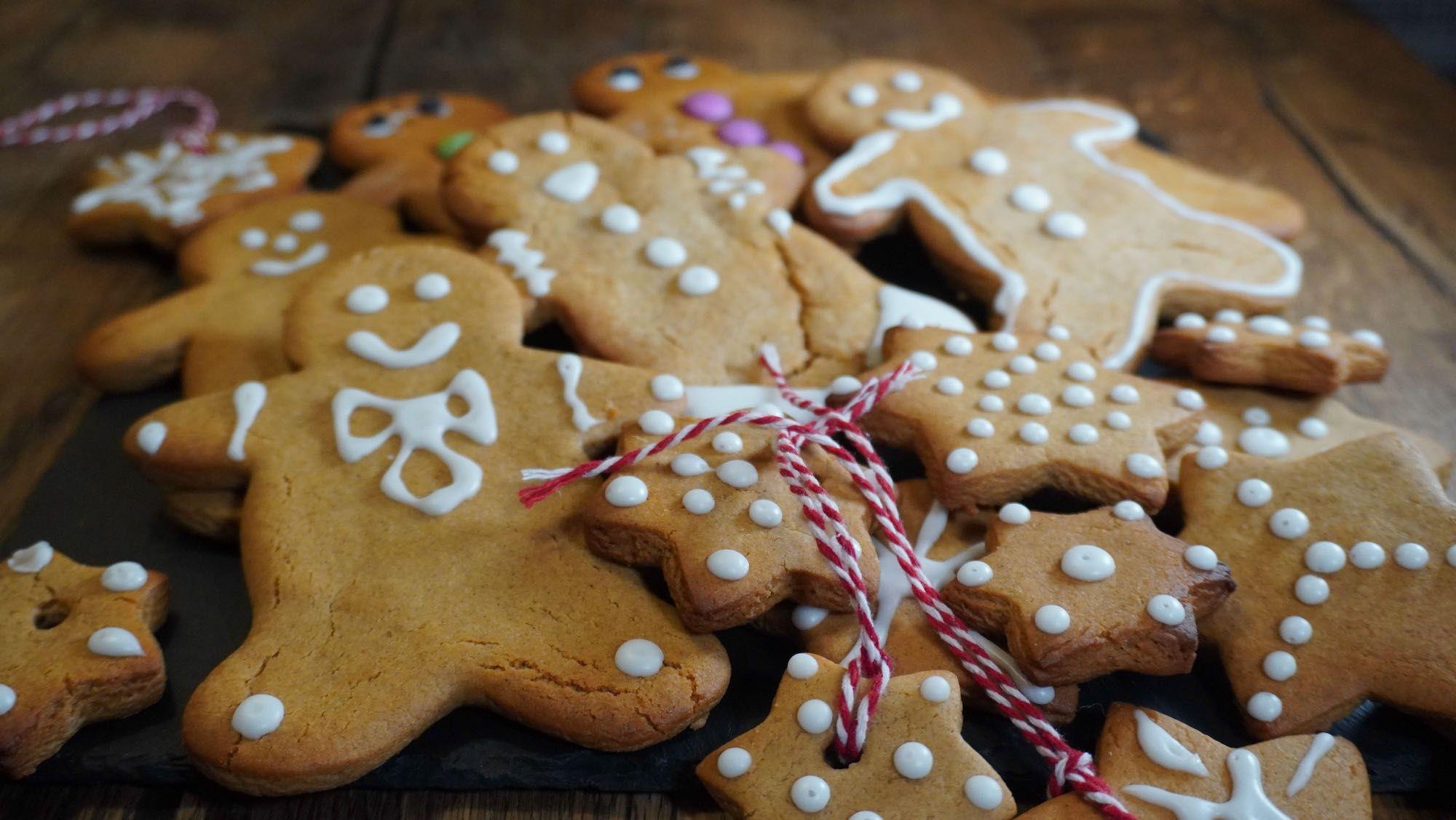 How to Make Spelt Flour Gingerbread – no eggs, no molasses