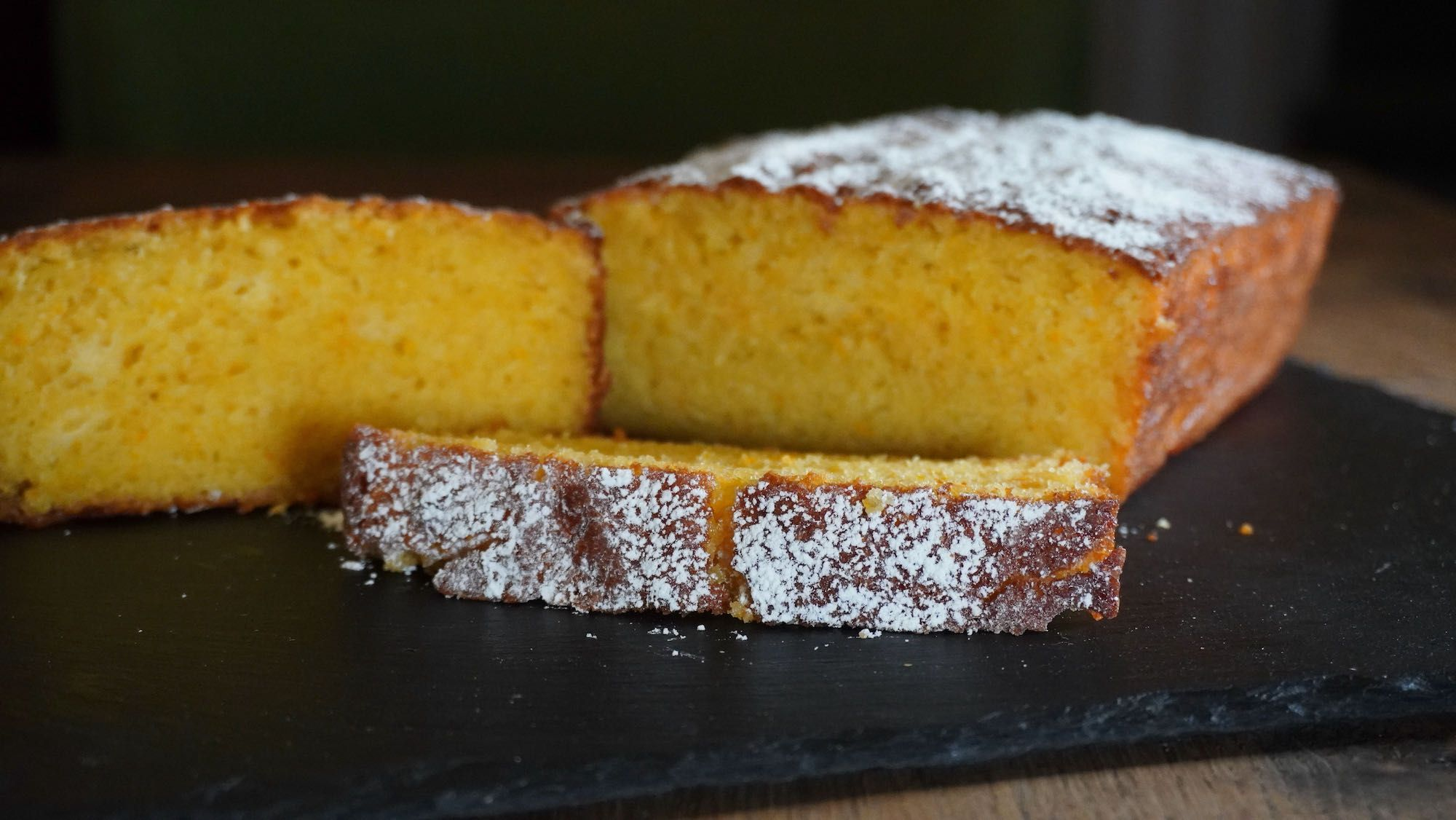 How to Make An Easy Orange Loaf Cake