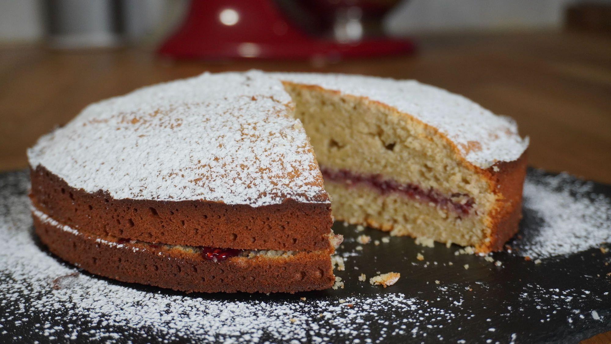 🇮🇹Italian Buckwheat Cake