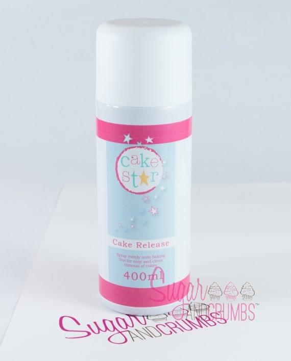 Cake Star Cake Release 400ml Sugar And Crumbs