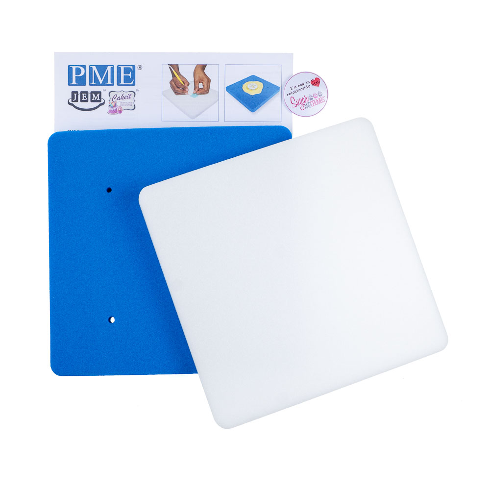 Mexican and Flower Foam Pad Set - PME