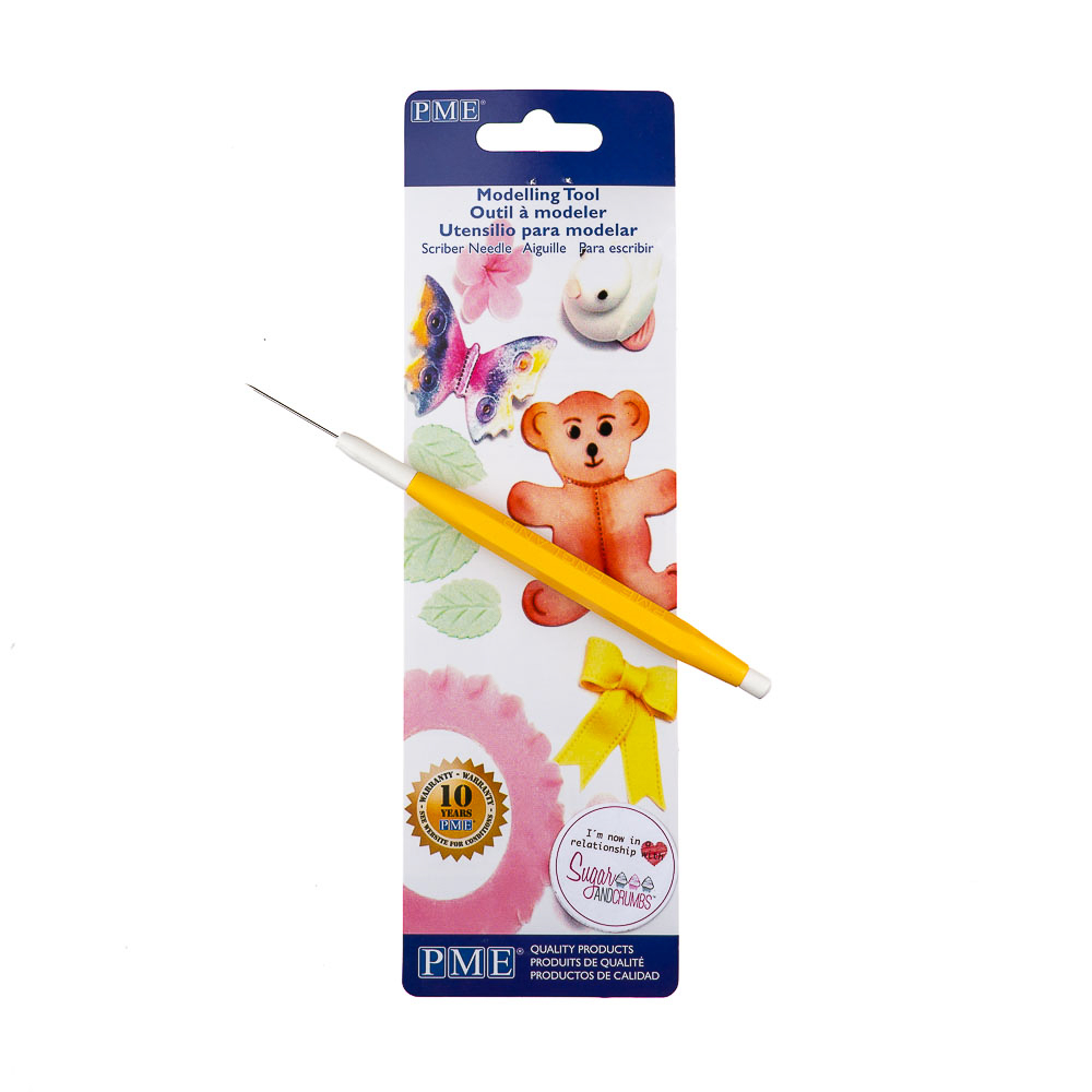 Scriber Needle Modelling Tool - PME - Sugar and Crumbs