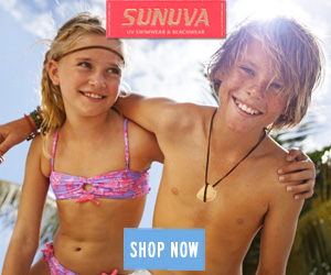 Sunuva Kids UV Swimwear & Beachwear