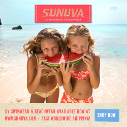 kids love Sunuva Girls UV Swimwear & Beachwear