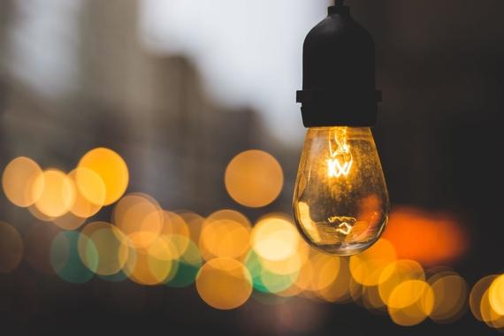 Lightbulb image - Culture Restart