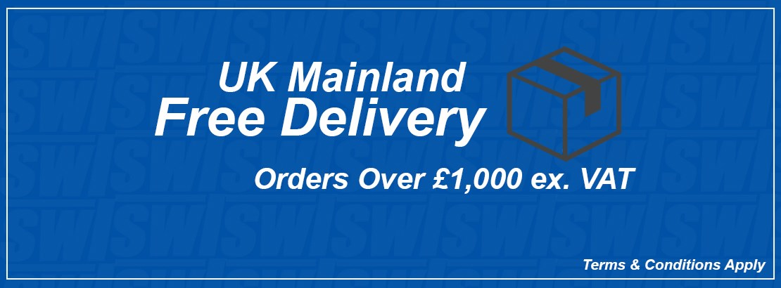 Free Delivery, Minimum Order Value