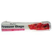 100 FREEZER BAGS