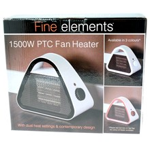 1500W TRIANGULAR PTC HEATER
