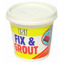 151 FIX & GROUT 500G - READY MADE TUB