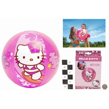 "20"" HELLO KITTY BEACH BALL (58026NP)"
