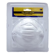 SWL - DUST MASK - 20 PACK