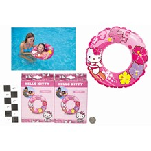 "24"" HELLO KITTY SWIM RING (56210NP)"