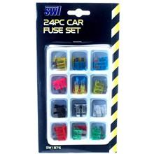 SWL - CAR FUSE SET - 24 PACK