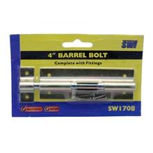 """SWL - 4"""" BARREL BOLT"""