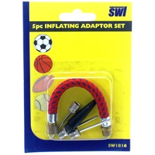 SWL - INFLATE NEEDLE SET - 5 PACK