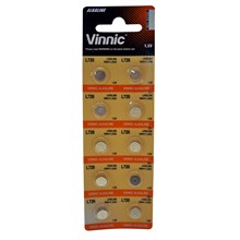 VINNIC 726 BATTERIES - 10 PACK