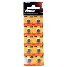 VINNIC 736 BATTERY - 10 PACK