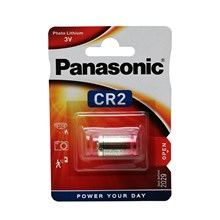 PANASONIC CR2 - SINGLE PACK