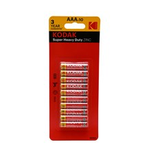 KODAK AAA BATTERY - 10 PACK