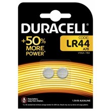 DURACELL - LR44 - 2 PACK