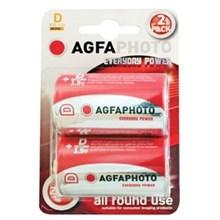AGFAPHOTO - R20 - D - 2 PACK